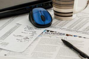 Steuererklärung vorbereiten
