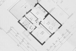 Beispiel eines Bauplans